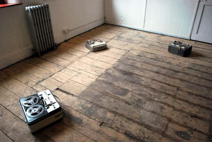 Untitled (2010, installation view)