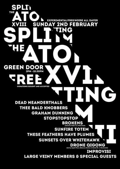 SplittingtheAtomXVIII