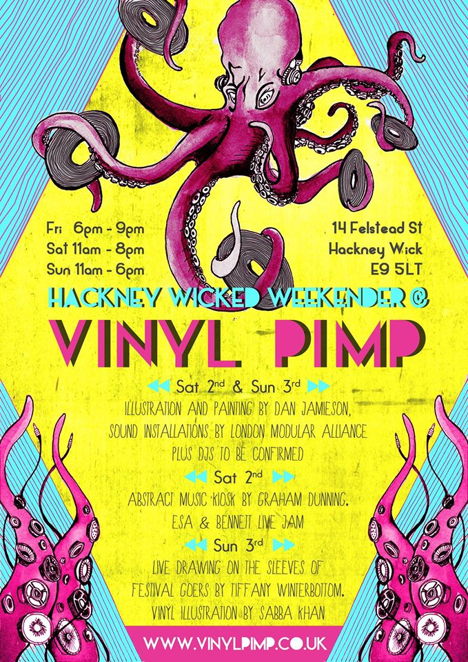 VinylPimp-flier