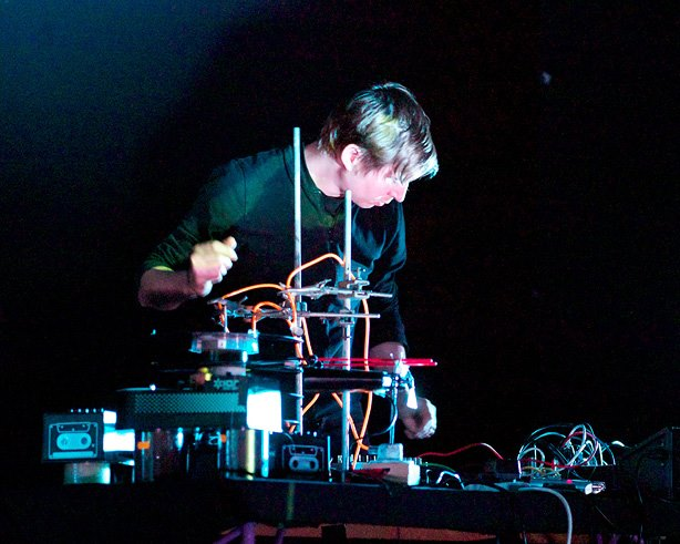 Mechanical Techno: Ghost in the Machine Music