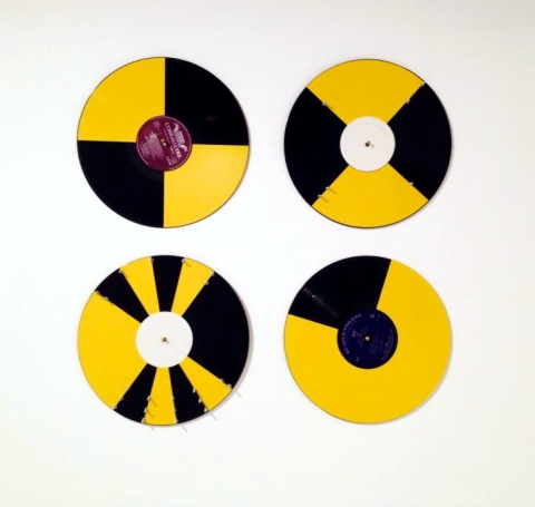 Untitled (records for Holon Music)
