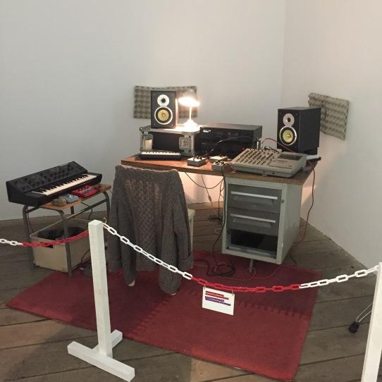 Diorama-of-home-studio